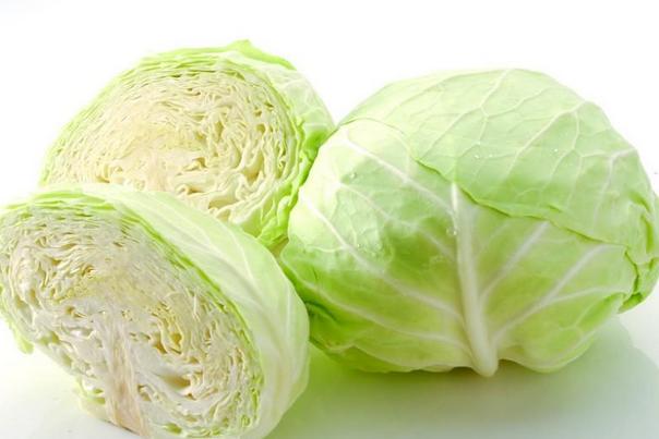 果蔬百科卷心菜的功效与作用